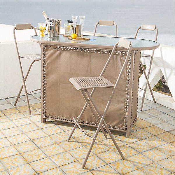 M s de 20 ideas incre bles sobre bares al aire libre en for Columpio de terraza homecenter