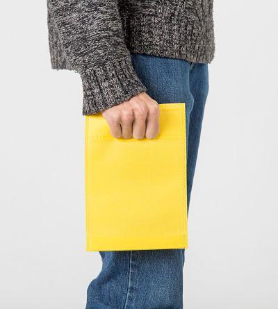 bolsa de tela con asa troquelada #bolsas #comercio #tst #tejidosintejer #nonwoven #bolsasreutilizables #madeinspain #fabricadoenespaña #hechoenespaña #emprendedores #emprendimiento #emprender