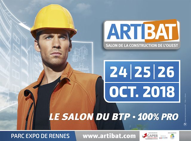 Ciments Calcia Vous Donne Rendez Au Salon Artibat Un Autre Regard Sur La Construction Construction Salon Batiment