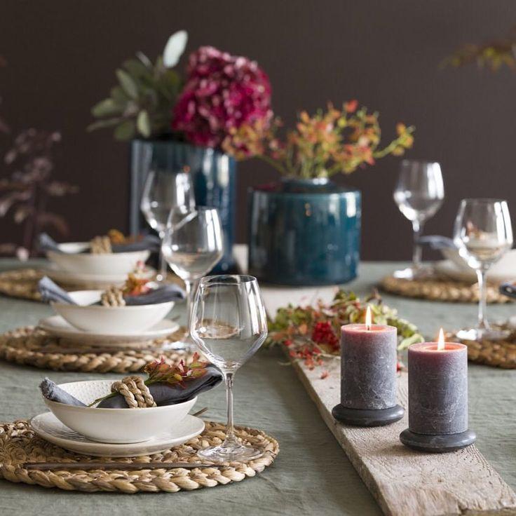 "272 likerklikk, 30 kommentarer – Marianne de Bourg (@mariannedebourg) på Instagram: "" Autumn color at my table  Good morning and have a great day!  . God morgen og ha verdens beste…"""