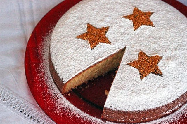 Βασιλόπιτα Κέικ / Vasilopita, the New Year's Greek Cake