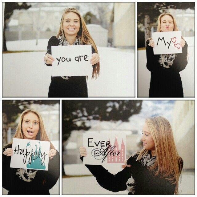 Missionary girlfriend Disney photos
