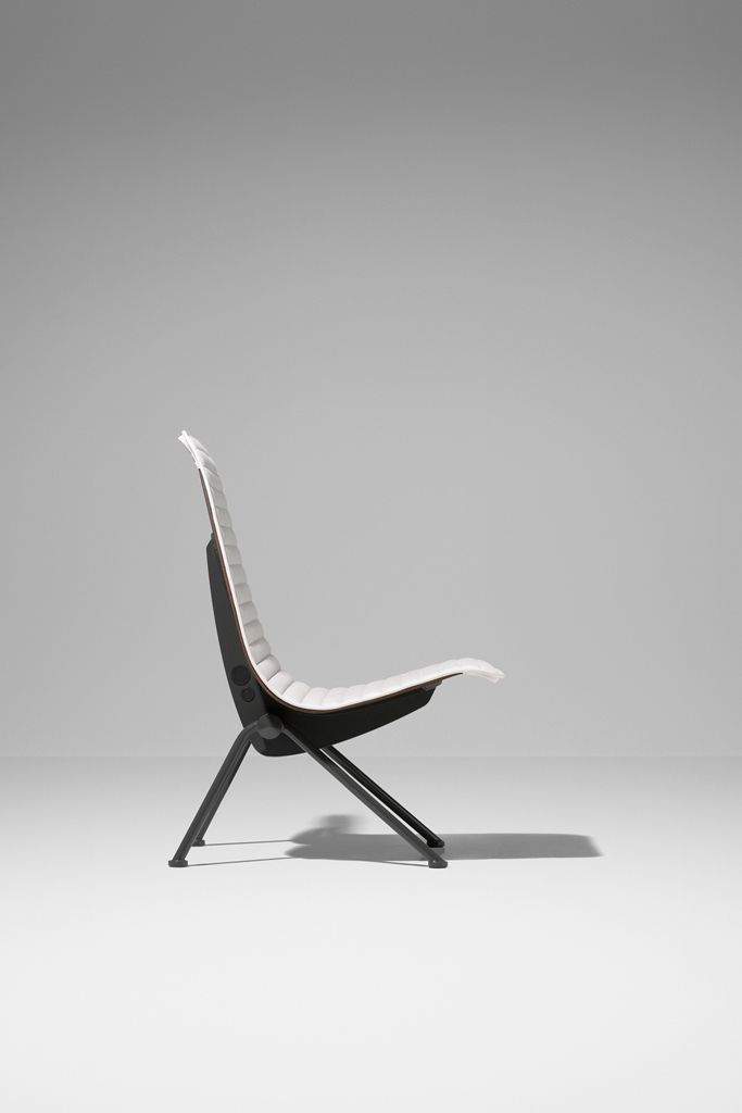 "Image of G-Star RAW for Vitra ""Prouve RAW"" Furniture Collection #JeanProuve #Chair"