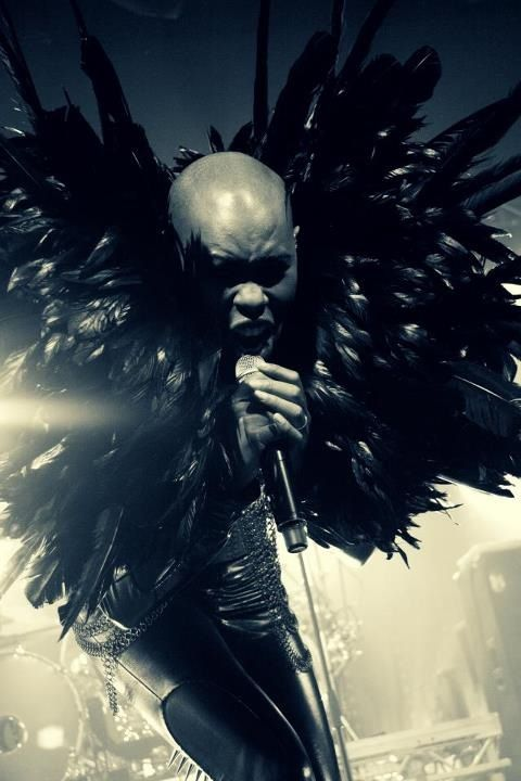 Skunk anansie at civic hall wolves