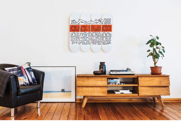 How to hang your skateroom decks in 6 easy steps in 2020