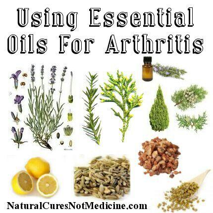 #essential #oil #arthritis