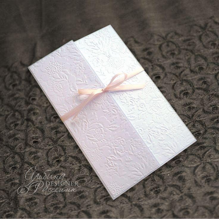 ♥ Приглашения на свадьбу Стильная свадьба Сайт дизайнера: Приглашения на свадьбу раскладные.