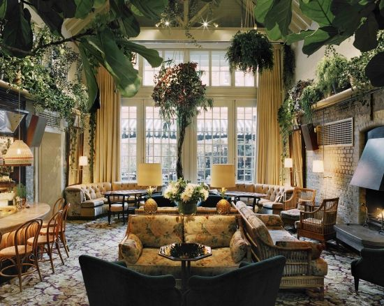 Going to Chiltern Firehouse in a few weeks time. Good reviews and I might get to see someone famous...other than me of course!!!HL