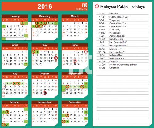 2016 Calendar Chinese New Year   Printable Calendar   2016 ...