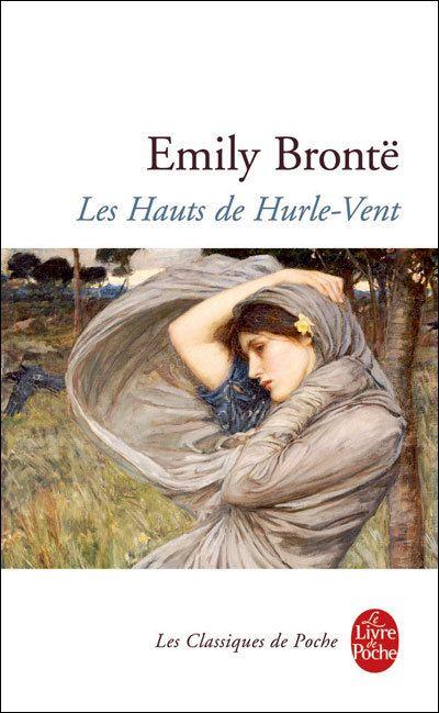 """Unique roman d'Emily Brontê (1818-1848), """"Wuthering Heights"""" (nom du lieu de l'action principale - la maison secouée par le vent) nous entraîne dans un monde clos où les relations entre les personnages sont très difficiles, cruelles voire perverses."""