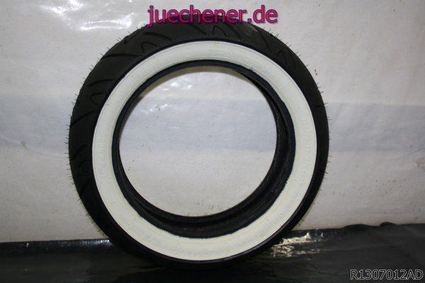 Reifen 130/70-12 62P Continental Conti-Twist Weißwand Weißwandreifen