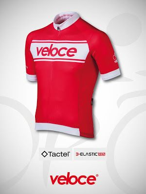 Veloce Cycling Jersey by velocecorporate.com