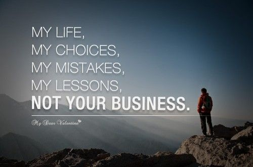 Quotes About Life Lessons and Mistakes Tumblr | Quotes ...