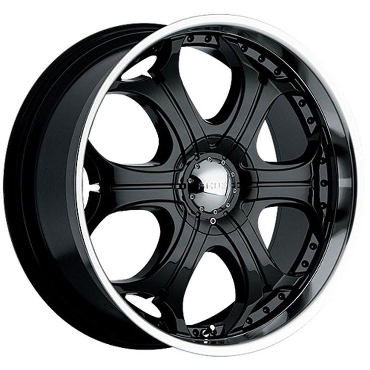 Akuza Spur Wheels