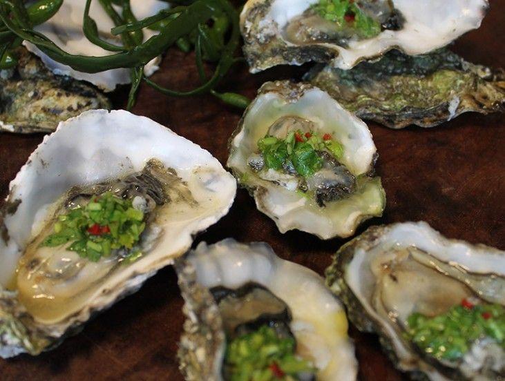 Het geheim achter een 'diner met voorbedachte rade'? Gerechten verrijkt met een stofje waarmee de #passie wordt aangewakkerd. Fantastisch toch? Daarom, speciaal voor #Valentijn, een #lustopwekkend #menu. Tipje om te onthouden: eet niet te veel. Uitbuiken is niet zo sexy. #laplace #oester #vijgen #recept #coquilles #chocolade