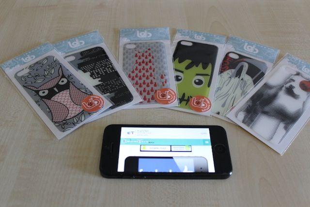 Cover Skin per iPhone by NoGlueLab – Recensione