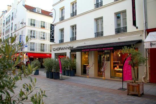 Hotel Paris TripAdvisor, séjour Hotel du Cadran Tour Eiffel à Paris prix réservation TripAdvisor 143.00 €