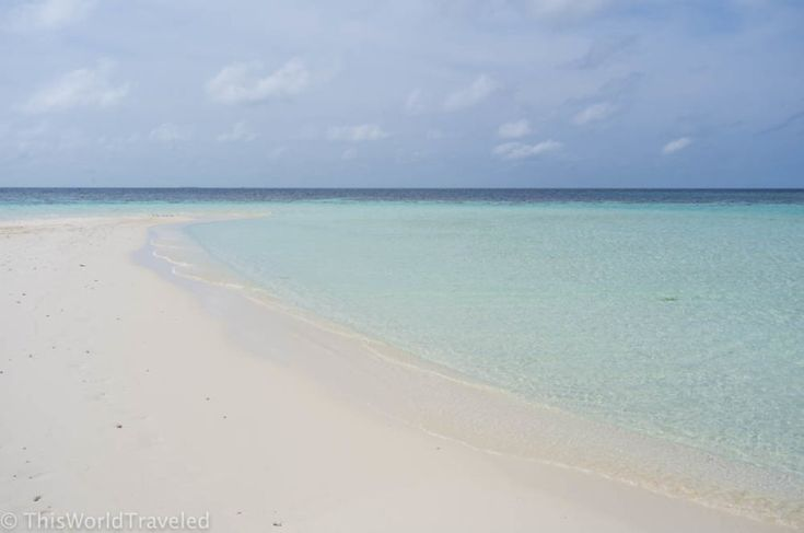 This World Traveled's Guide to Visiting the Maldives on a Budget.  http://thisworldtraveled.com/maldives/this-world-traveleds-guide-to-visiting-the-maldives-on-a-budget/