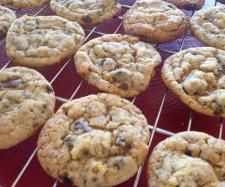Recipe THE BEST Chocolate Chip Jaffa Cookies EVER! by sharonarthur - Recipe of category Baking - sweet