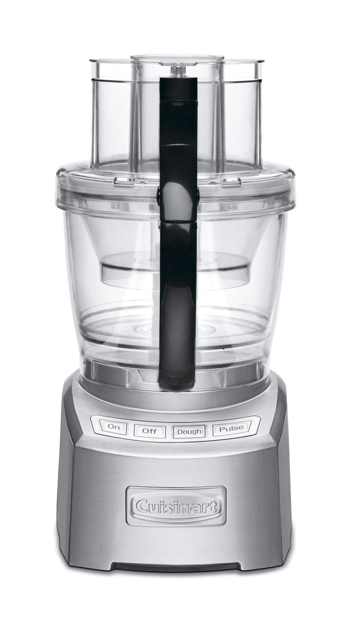 The Cuisinart Elite Collection™ 14-Cup Food Processor delivers the next big innovation for the modern kitchen.