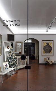 Casadei Cornici: vetrine Natale 2015
