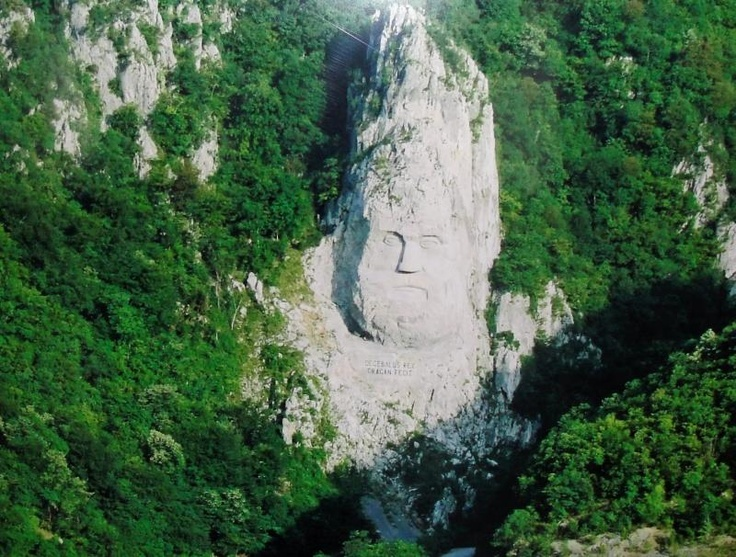 Decebalus, King of Dacia