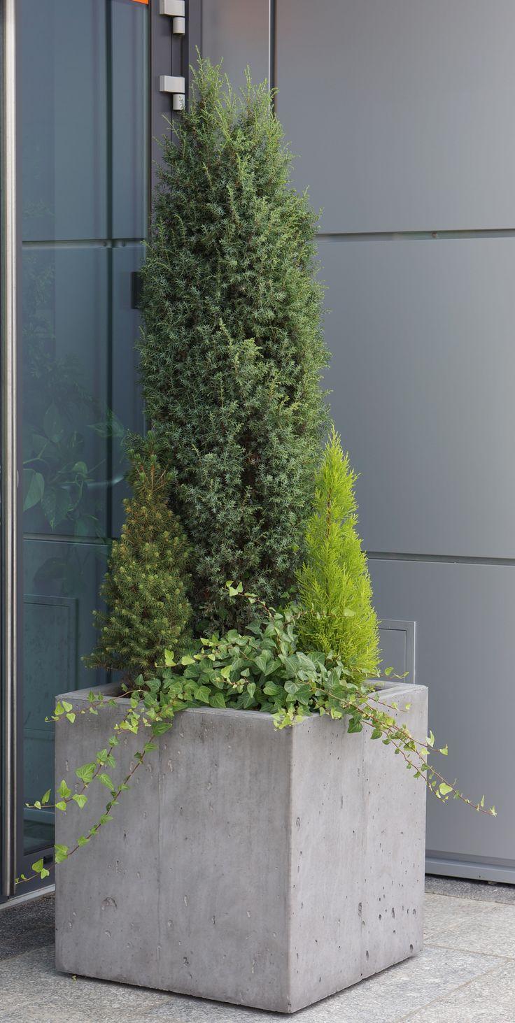 Donica ogrodowa beton architektoniczny