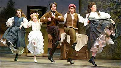 original broadway little women - Google Search