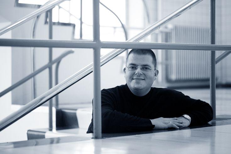 Eigenaar/ directeur Arie Brouwer.