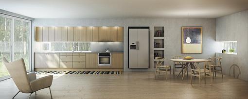 Jeg liker dette kjøkkenet Amfi Eik fra Sigdal, helt ulikt mitt.    Tingbø  kjøkken har dette vakre kjøkkenet. Plutselig liker jeg kjøkken ...