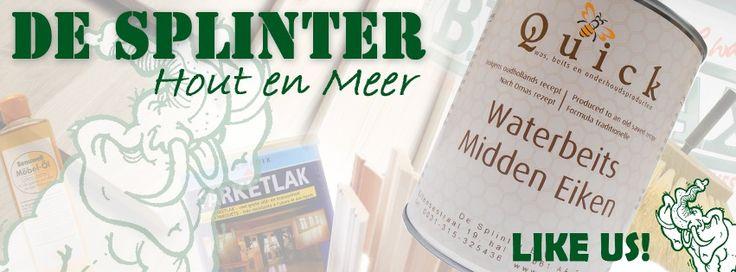 www.desplinter.nl www.houtenpanelen.nl