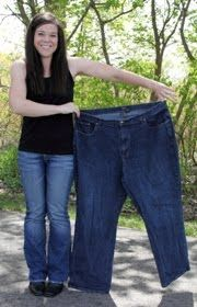 """""""Runs for Cookies"""" - A blog written by a woman who has lost 125 lbs running since 2009. She also features guest posts from people with similar stories."""