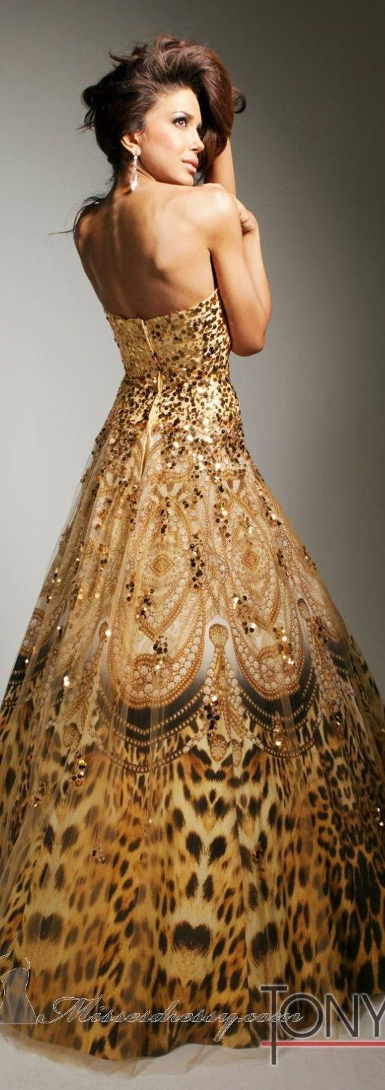 Tony Bowls couture 2013 ~
