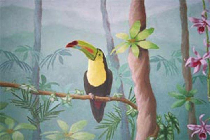 Jungle Murals | client comment