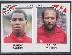 Image result for mexico 86 panini canada