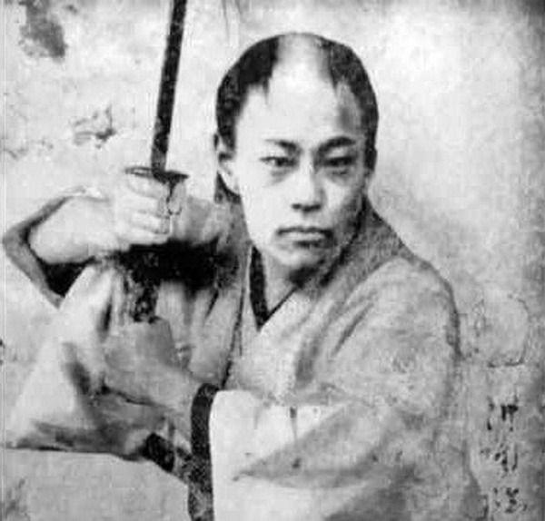 江戸物語 photos of the historical okita soji eta these japanese history samurai warrior japan photography