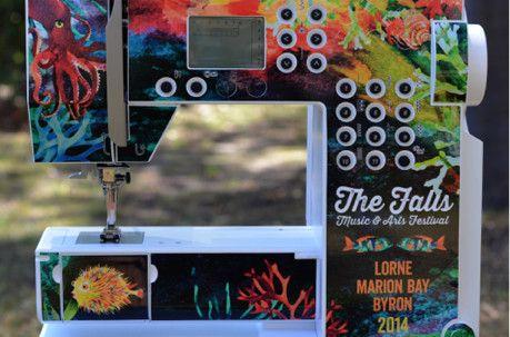 The Falls Music & Arts Festival