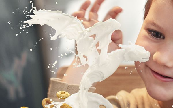Fantastic Breakfast by Souverein Post Production, via Behance