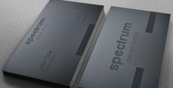 Spectrum Business Card