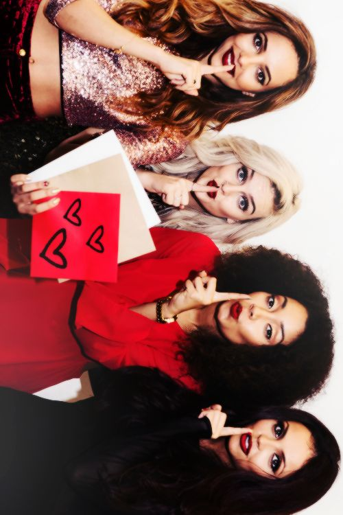 QUESTION OF THE DAY: Who is your favorite member of little mix?