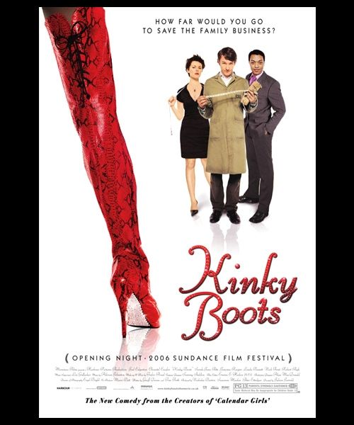 Kinky boots movie google search favorite movies and for Who wrote kinky boots