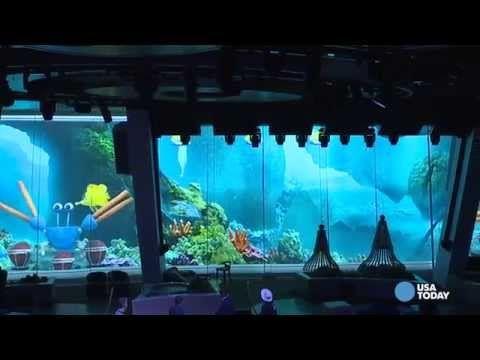 Quantum of the Seas, Two70 Living Room