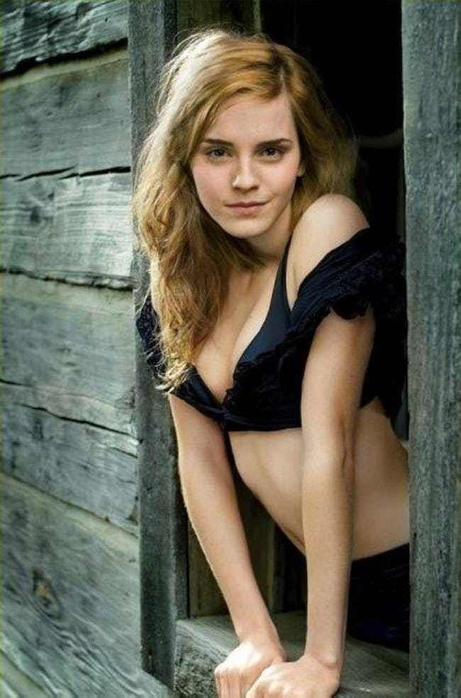 Emma Watson Can't Believe YOU ... is listed (or ranked) 1 on the list The 27 Sexiest Emma Watson Pictures Ever Taken
