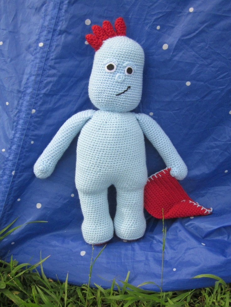 Amigurumi Iggle Piggle : 17 Best images about knitted toys on Pinterest Toys ...