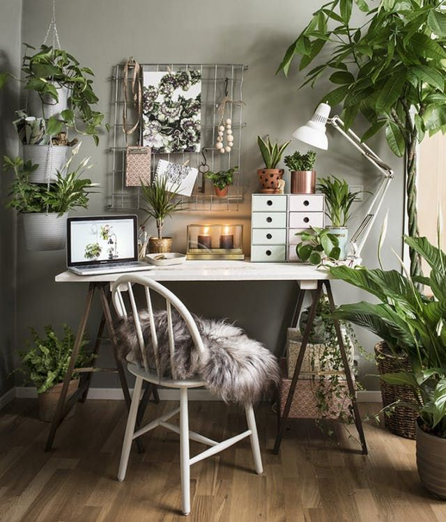 13 Incredibly Inspiring Home Workspaces | Apartment Therapy