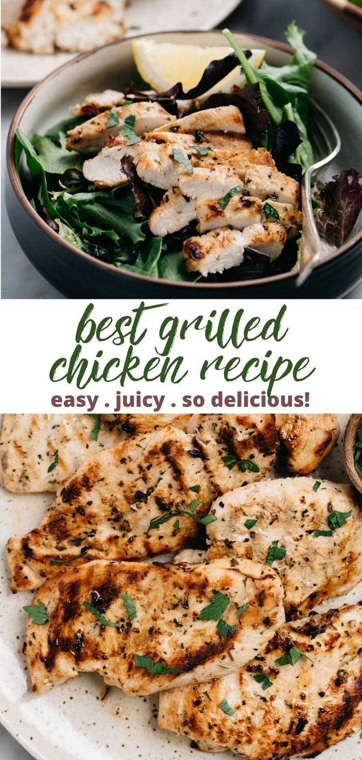 Easy Grilled Chicken Recipe For Delicious Chicken Every Time Recipe In 2020 Grilled Chicken Recipes Easy Grilled Chicken Recipes Chicken Recipes