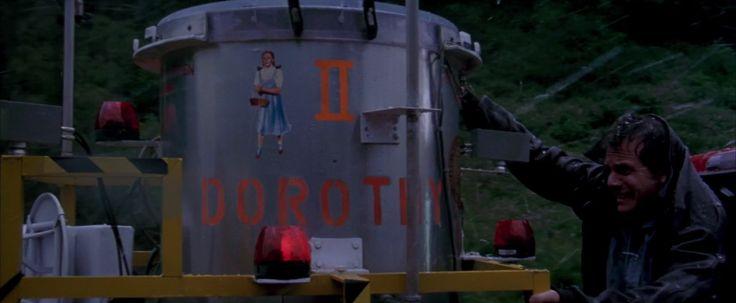Twister Movie Dorothy Just like dorothy, jo has an   ️ ...