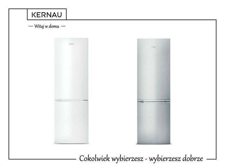 Która chłodziarka współgrałaby z kolorami w Waszej kuchni :)? Bez względu na wybór, obie spełnią nawet największe wymagania!