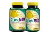 CleanseMORE CleanseMORE is a natural laxative and overnight colon cleanse.‡ The bowel cleansing formula is made with herbs and magnesium hydroxide to help relieve occasional constipation.‡ Sometimes in day-to-day life, or even while taking an internal cleanse, people can experience difficult elimination. Natural health experts agree that 2-3 bowel movements daily is healthiest for the body. The natural health definition for constipation is fewer than 2-3 bowel movements per day.