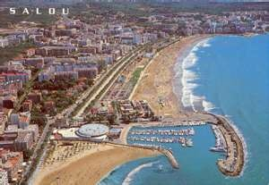 Salou, Spain, just south of Barcelona My First Holiday abroad